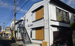 nagomi apartment シリーズ開始 width=